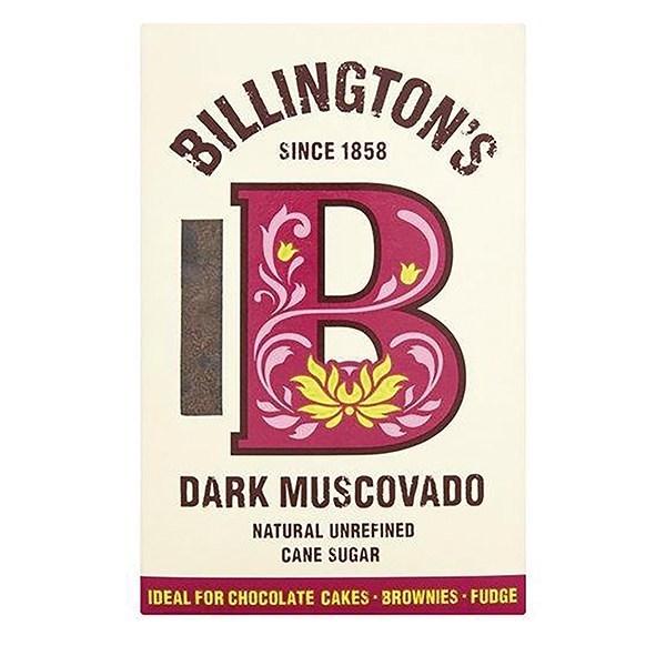 Billingtons Dark Muscovado 500g - Single