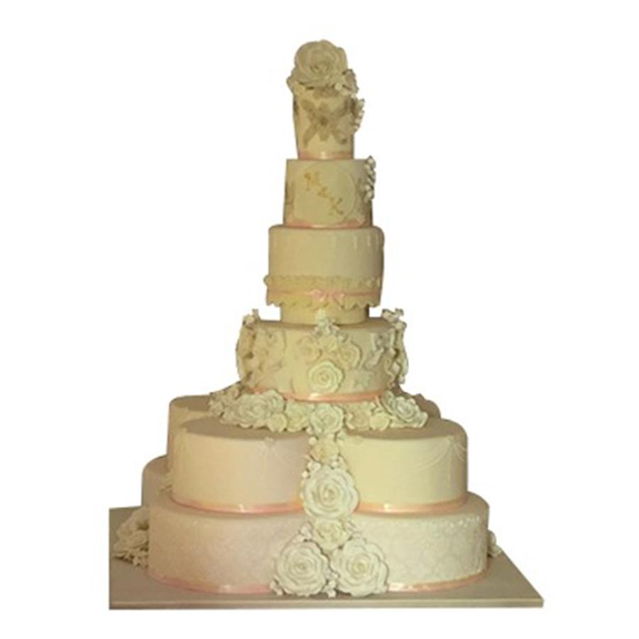 Luxury Wedding Cake - Special Orders