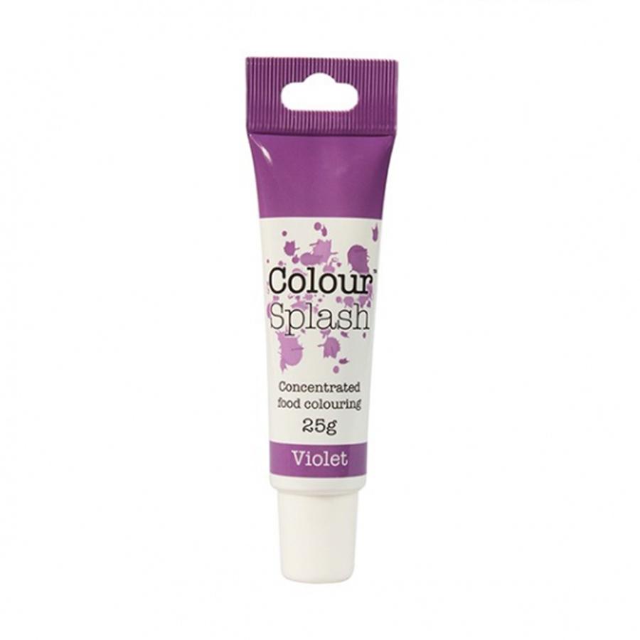 Colour Splash Gel - Violet - 25g - single