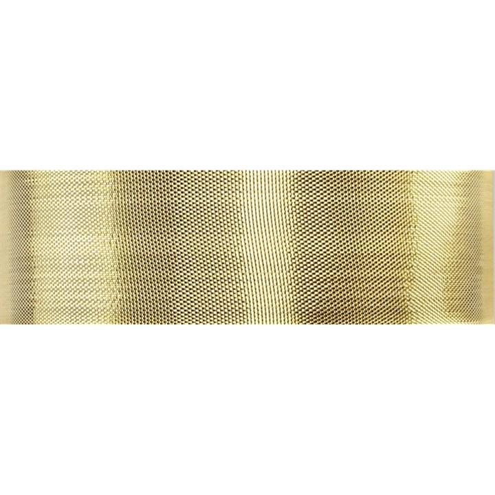 Metallic Ribbon - Gold 25mm X 20m