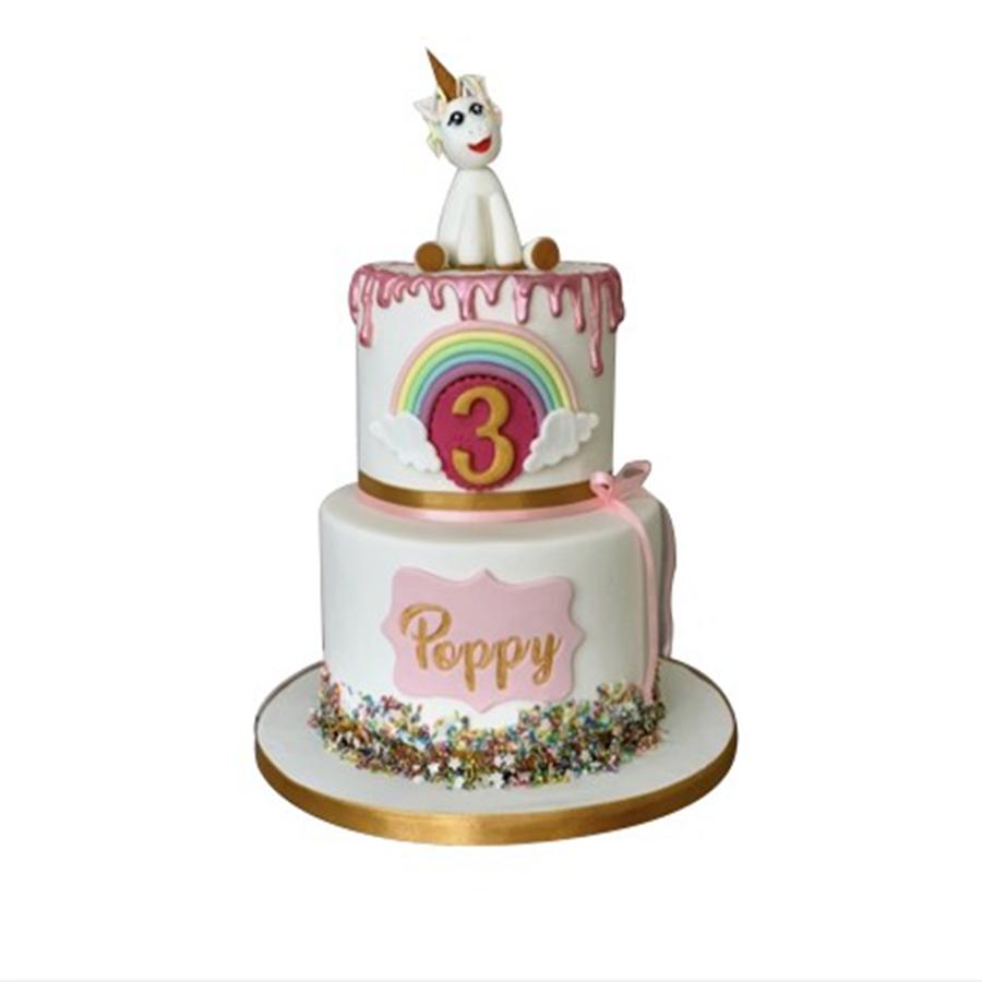 Unicorn Cake Design 4