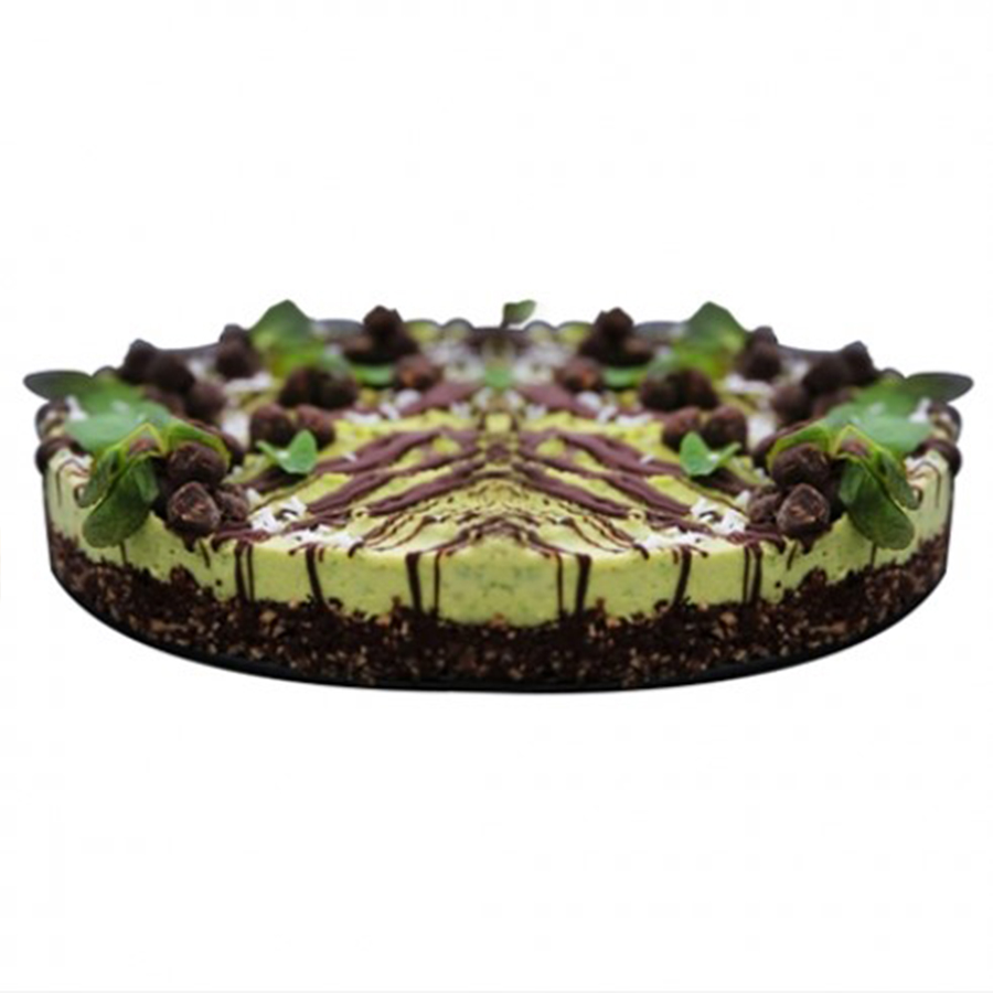 Mint Cheesecake - 8 inch ( feeds 5-6)
