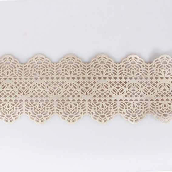 House of Cake Edible Vintage Cake Lace - Pearl