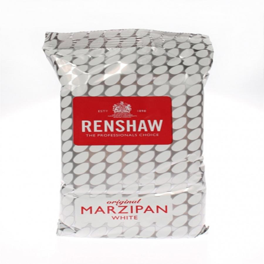 Renshaw - Marzipan - White Rencol- 6 x 500g