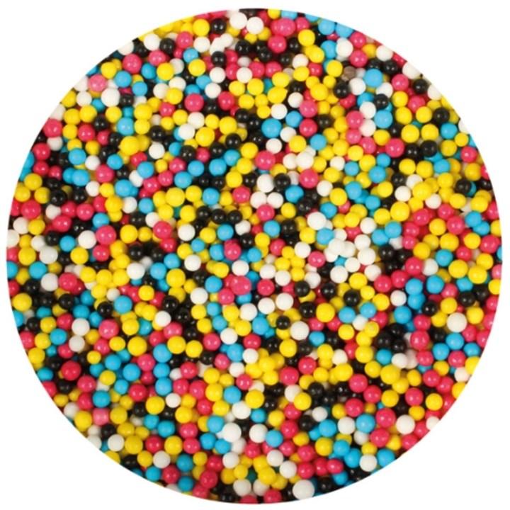 Purple Cupcakes Non Pareils Pixel Mix New Recipe 100g