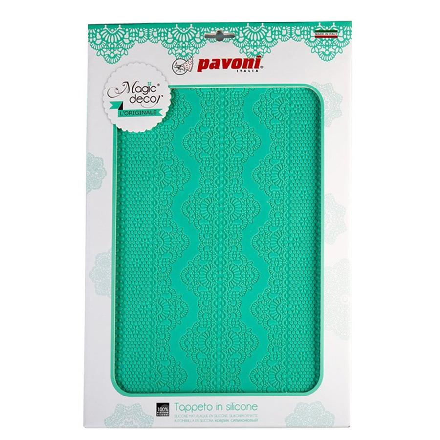 Pavoni Magic Decor Cake Lace Mat 1