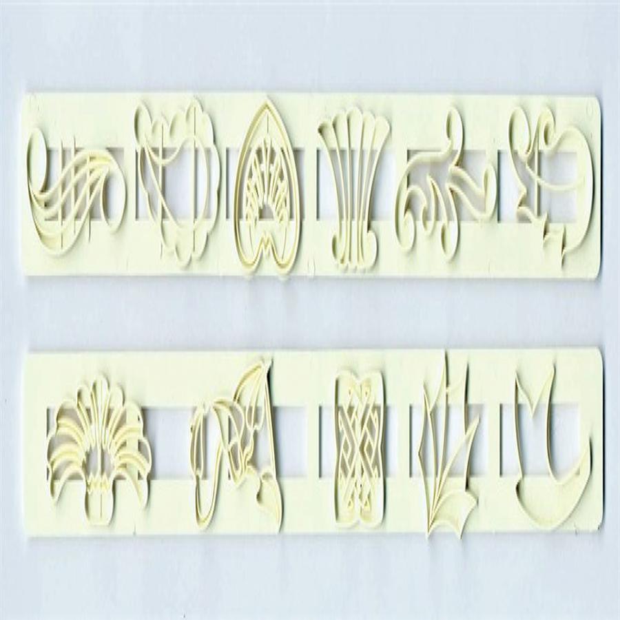 FMM Decorative Design Tappit Set