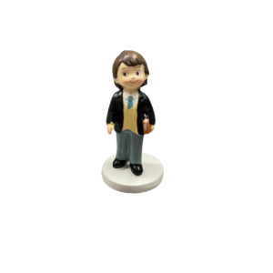 Communion Boy Figure Standing 10cm