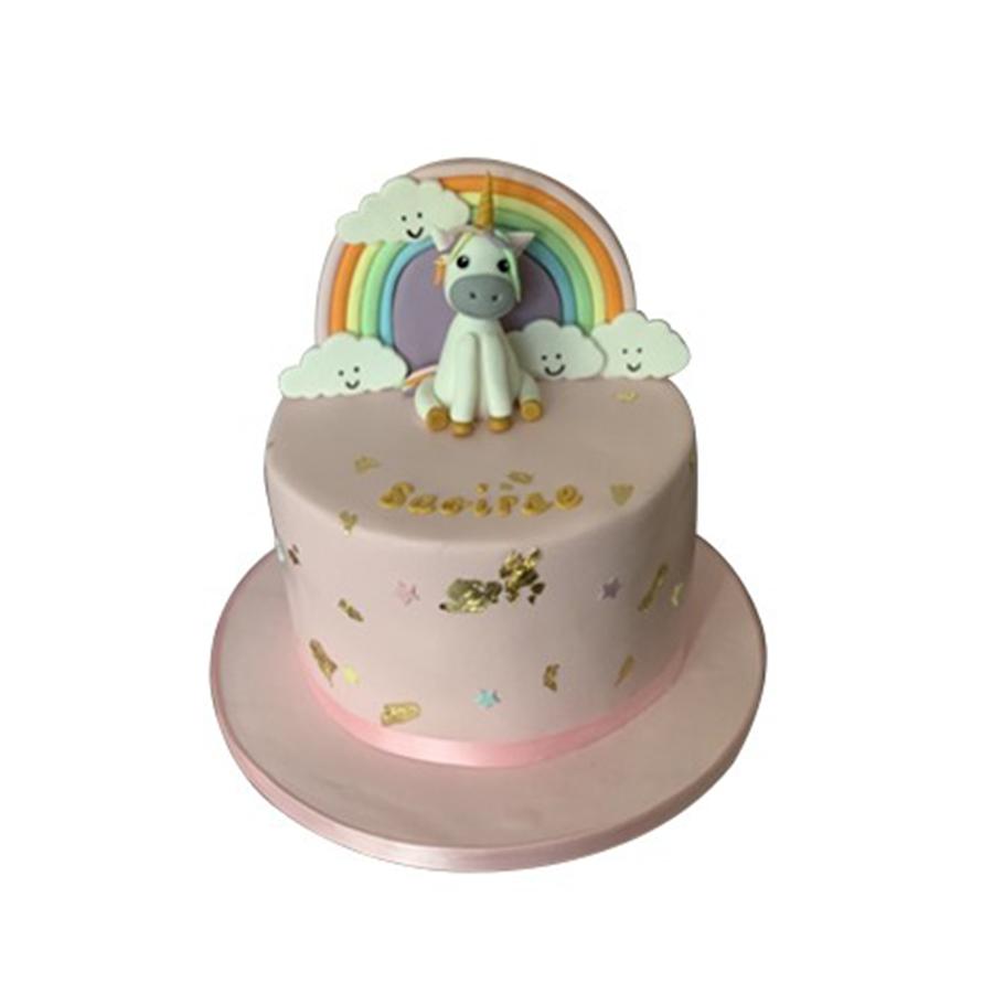 Unicorn Cake Design 3