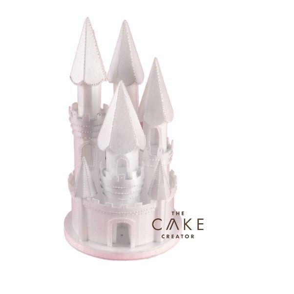 Polystyrene Fairy Castle