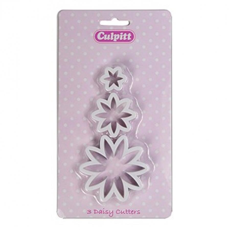 Culpitt Cutter Daisy 3 piece