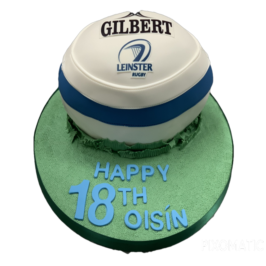 Rugby Male Cake