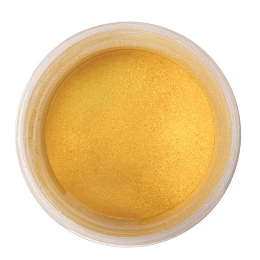 Colour Splash Dust - Pearl - Pearly Gold