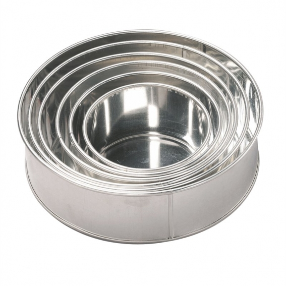 Invicta Round Cake Tin 127mm (5'')