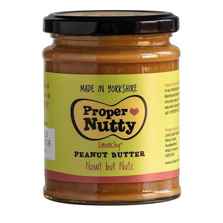 Proper Nutty Peanut Butter - 280g - Single