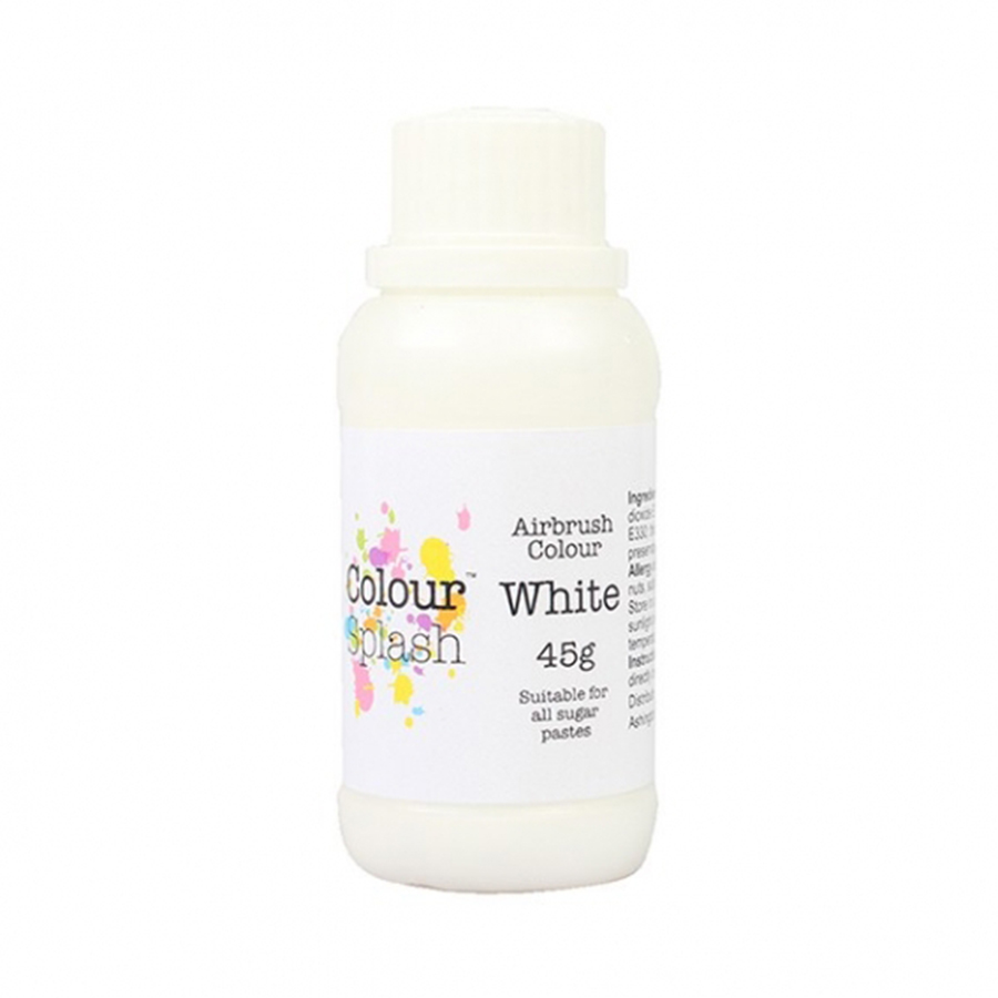 Colour Splash Airbrush Colours - White