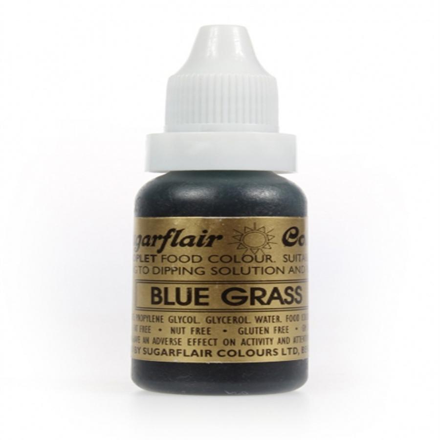 Sugarflair Sugartint Droplet Colour Turquoise