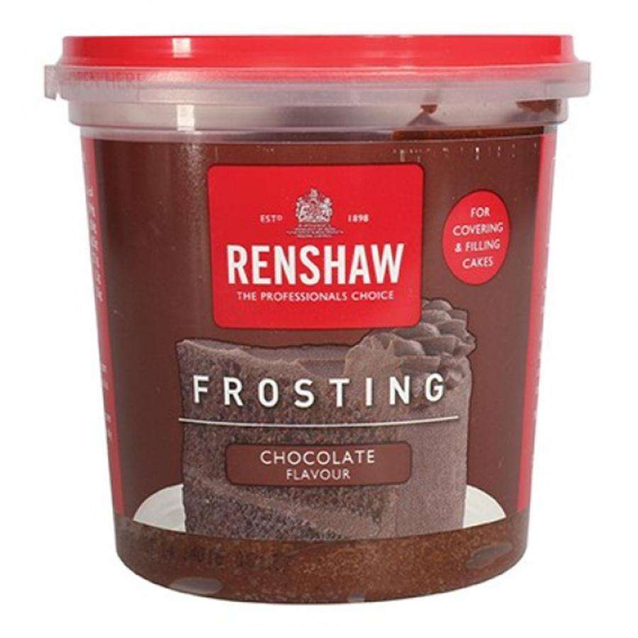 Renshaw Frosting - Chocolate - 4 x 400g