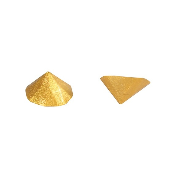 House of Cake Gold Metallic Jelly Studs - Pack of 20