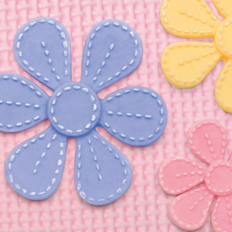 Katy Sue - Stitched Blossom Mould