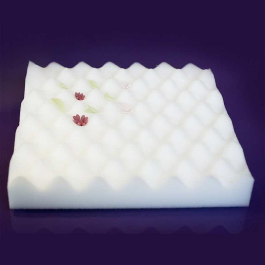 pagePurple Cupcakes Flower Foam Drying Tray