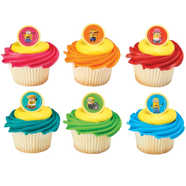 Despicable Me - Minions Mayhem Rings