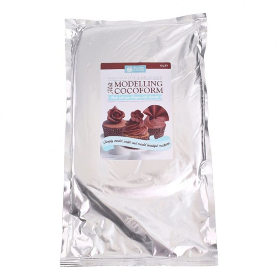 Squires Kitchen Cocoform - Milk - 1kg