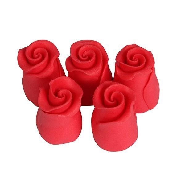 SugarSoft® Rosebud Strawberry 13mm