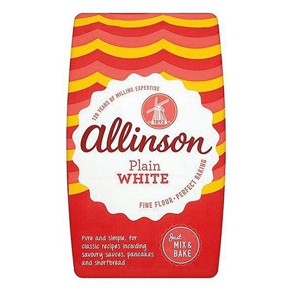 Allinson Plain White Flour 1.5kg - Single
