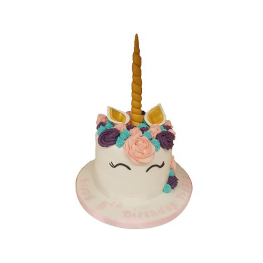 Unicorn Cake Design 1