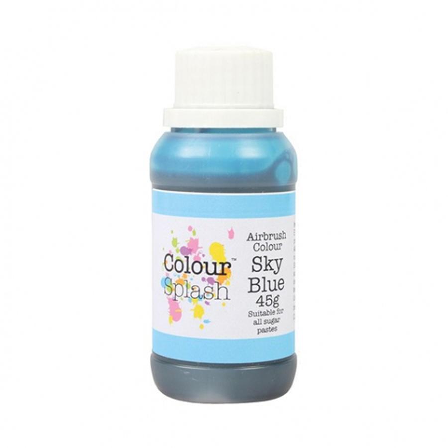 Colour Splash Airbrush Colours - Sky Blue
