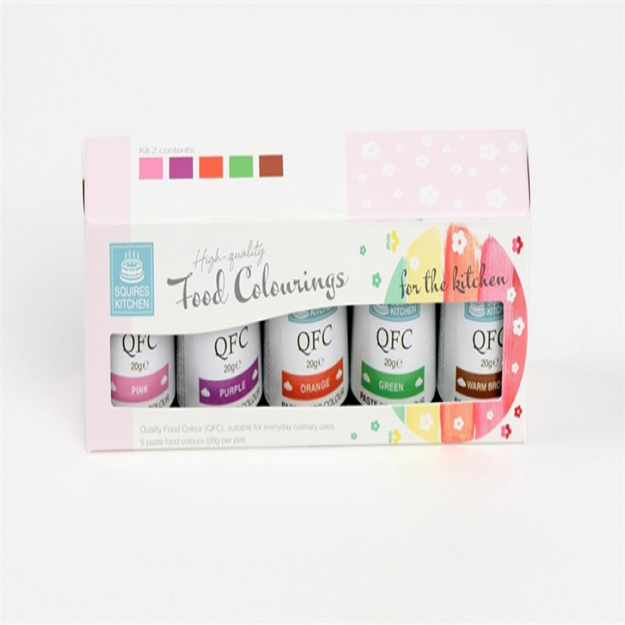 Squires High Quality Food Colouring Kit 2