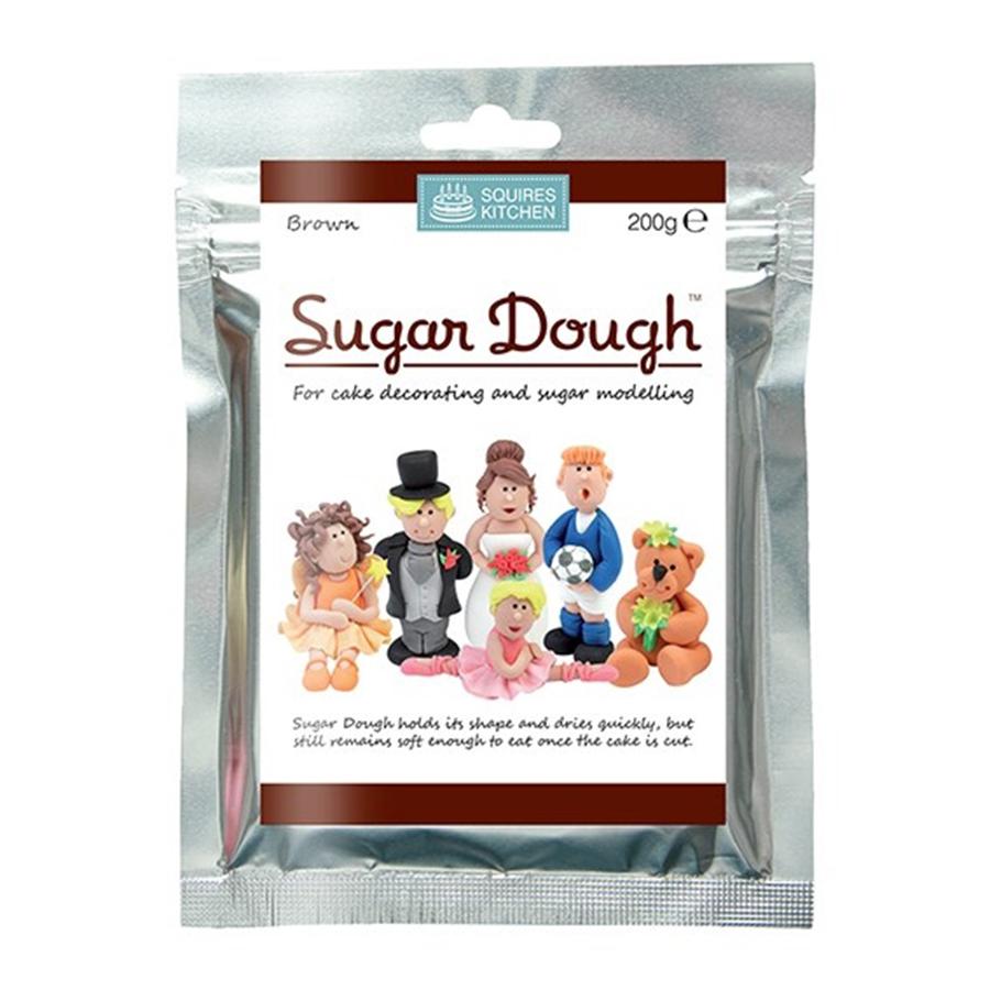 Squires Kitchen - Brown Sugar Dough - 200g