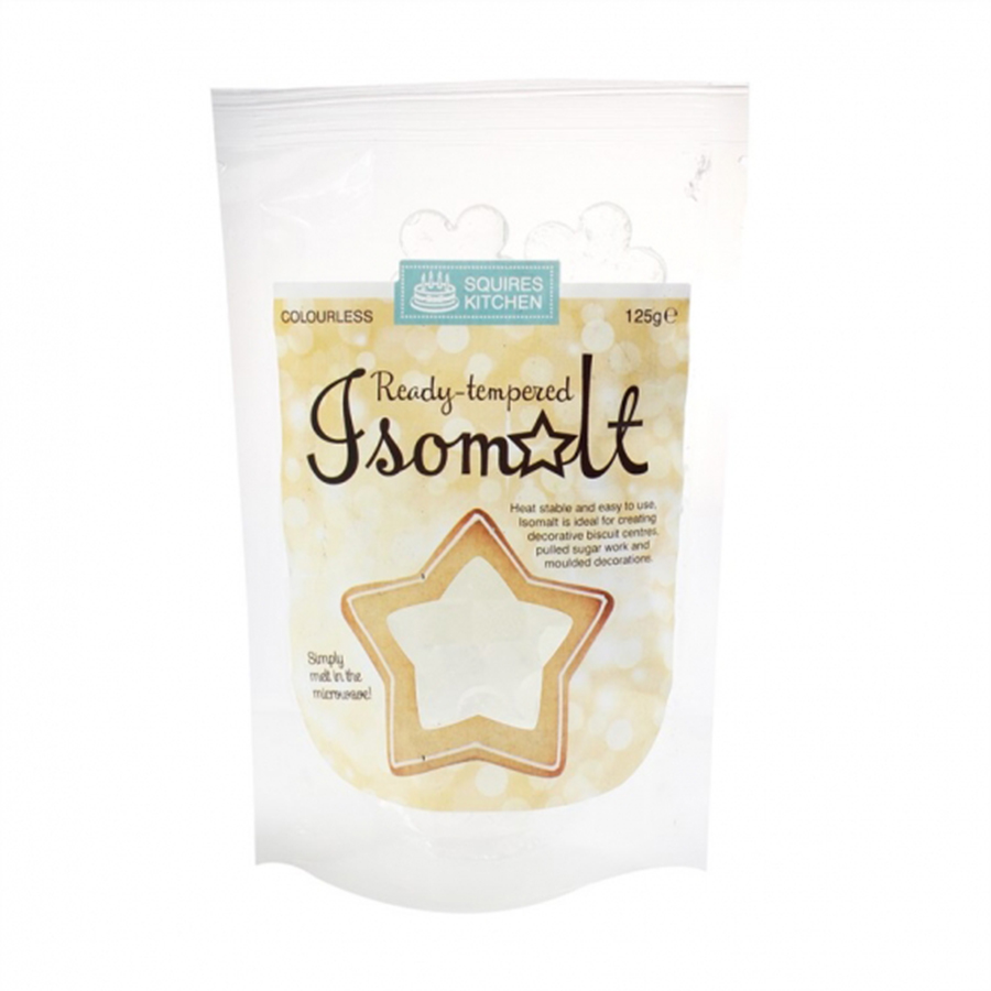 Squires Ready tempered Isomalt Colourless
