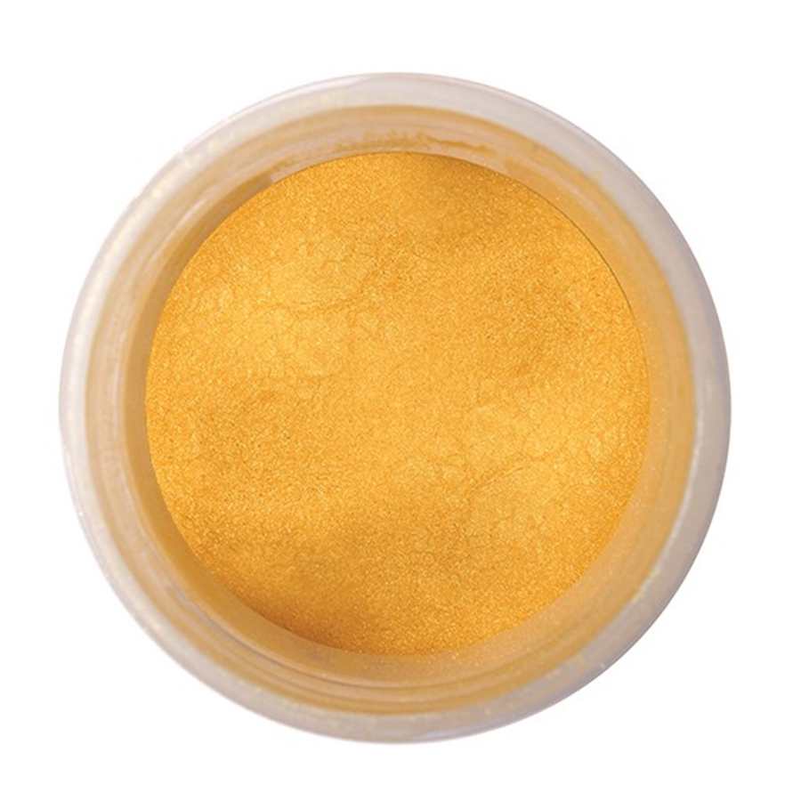 Colour Splash - Pearl - Rich Gold