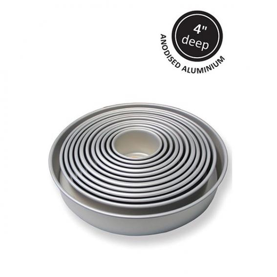 Round Cake Tin 11'' x 4'' (279mm x 101mm)