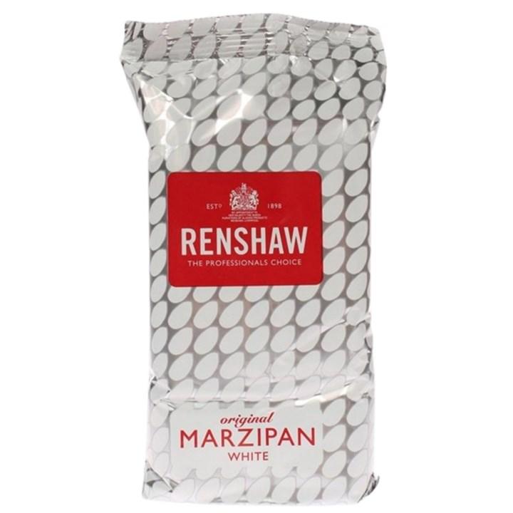 Renshaw - Marzipan - White Rencol - 1kg - Single