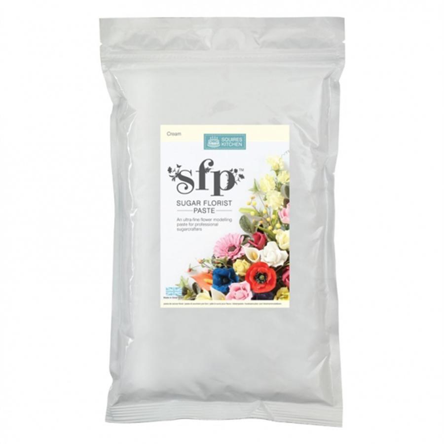 Squires Sugar Florist Paste (SFP) - Cream - 1kg