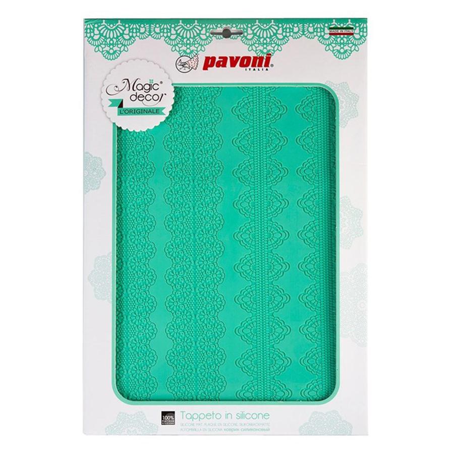 Pavoni Magic Decor Cake Lace Mat 4