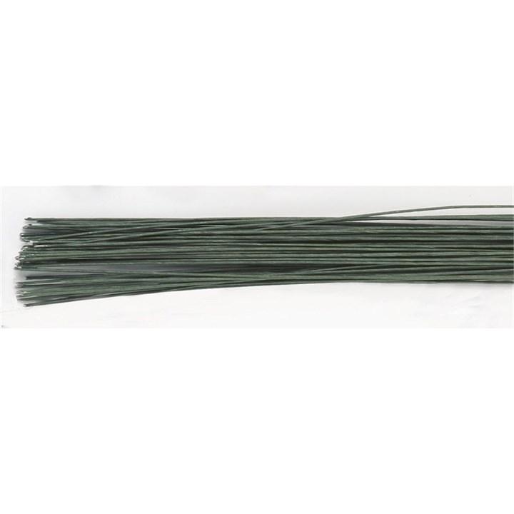 Dark Green Floral Wire - 30 Gauge (0.32mm)