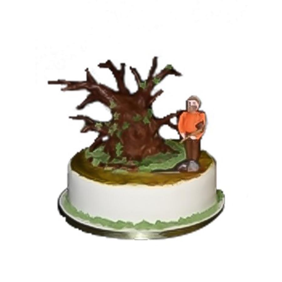Lumberjack - Chops Away