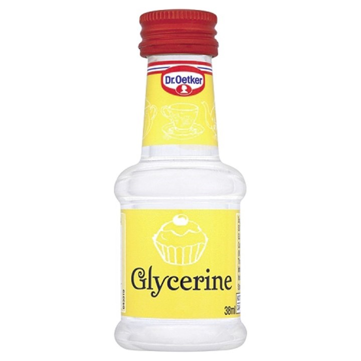 Dr. Oetker Glycerine 38ml - Single