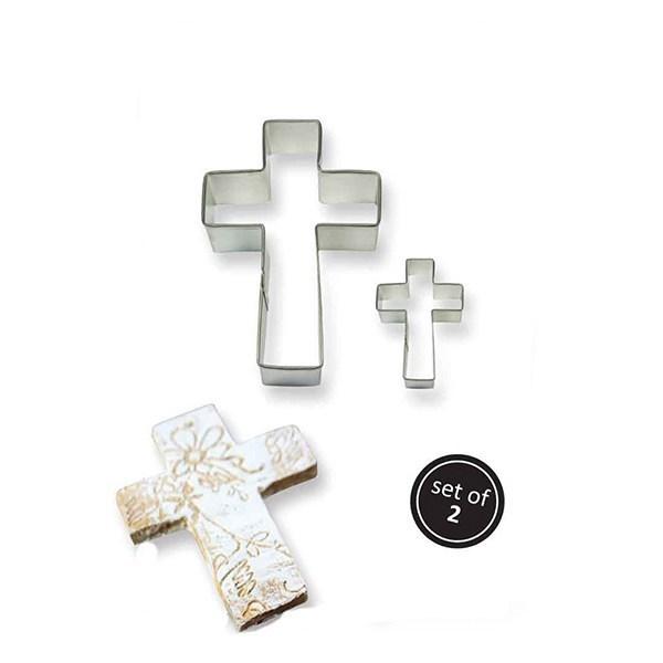 Metal Cross Cutter - Set of 2