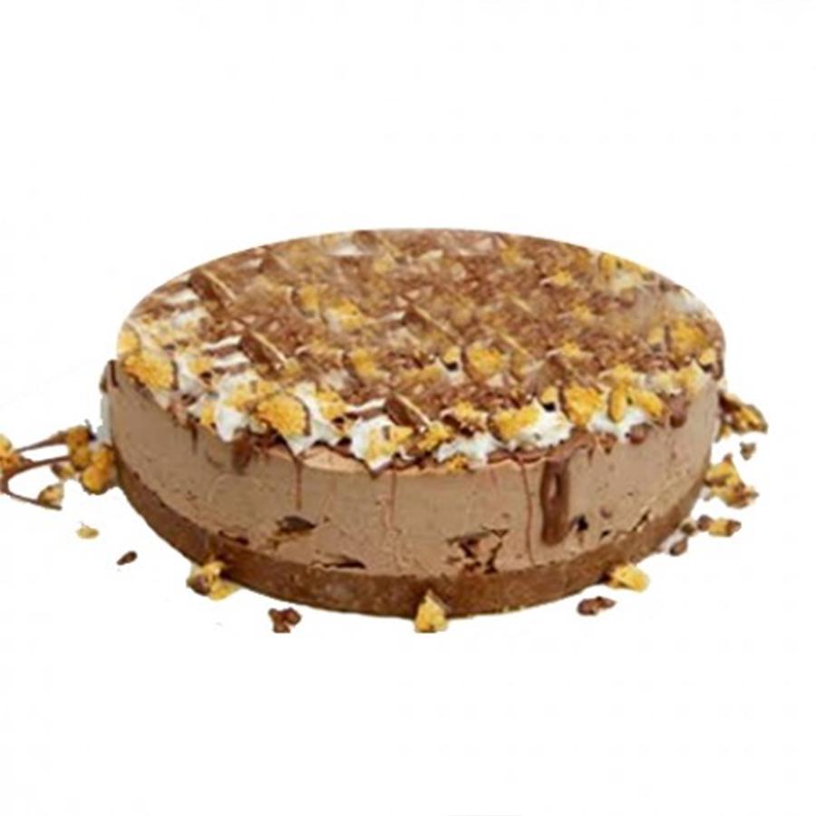 Chrunchie Sticky Cheesecake - 8 inch ( feeds 5-6)