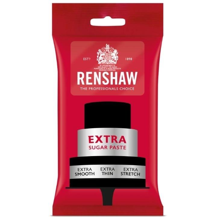 Renshaw Extra - Black - 1kg - Single