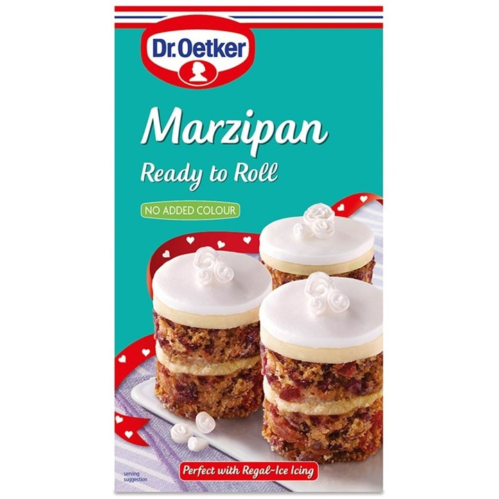 Dr Oetker Easy To Roll Marzipan 454g - Single