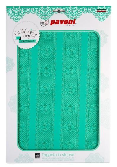 Pavoni Magic Decor Cake Lace Mat 3