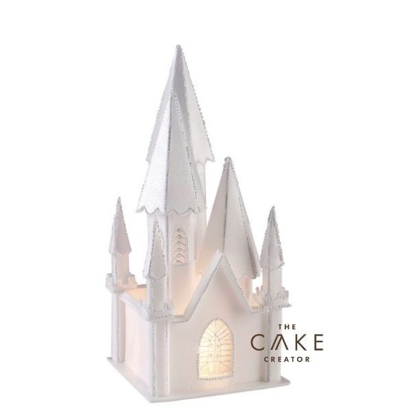 Polystyrene Church - Light Up