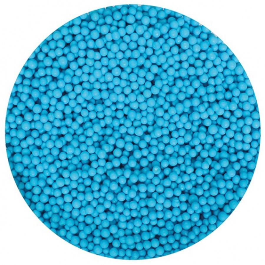 Purple Cupcakes Nonpareils - Blue - 100g